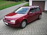 Амортизатор задній VW GOLF IV, BORA VARIANT від 1999 - газ / задні стійки гольф 4, фото 3