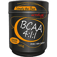 ActivLab BCAA 4:1:1 500 g активлаб бцаа