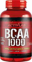 ActivLab BCAA 1000 XXL TABS 120 tabs активлаб бцаа
