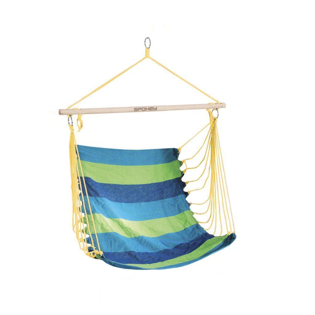 Гамак-кресло Spokey BENCH 835363 (original) 80 см, хлопок, дерево, гамак-качели