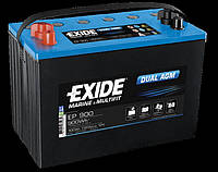 Аккумулятор Exide Marin 100AH/900WH/720A (EP900) DUAL AGM