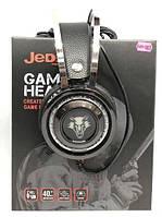 Наушники проводные JEDEL GH183 игровые с микрофоном