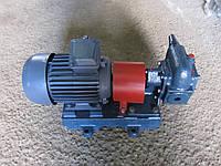 Насос шестеренчатый НМШ 2/40-1,6/16Б с эл.дв. 1,5кВт/1500об.мин.