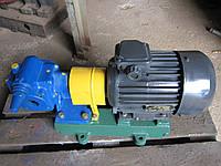 Насос шестеренчатый НМШ 5/25-4/4Б с эл.дв. 2,2кВт/1500об.мин.