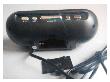 Часы сетевые VST 717-5 синие, фото 2