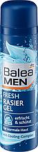 Гель для бритья Balea Мen fresh 200 мл