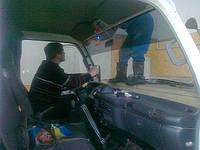 Автостекла лобовые Tata 613/709 (Грузовик) (2005-)