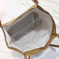 Эко сумка шоппер из бумаги, фото 2