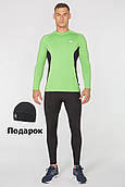 Чоловік спортивний костюм для бігу Rough Radical Intensive (original) компресійна одяг, тайтси + рашгард