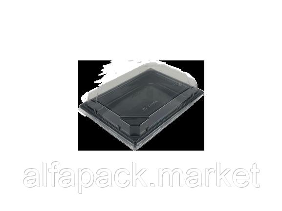 Блистерная упаковка для суши ПР-С-19 К+Д, 182*127*50 (400 шт в упаковке) 010200055