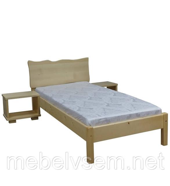 Ліжко односпальне Л 144 Скіф