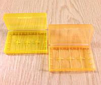 Защитная пластиковая коробка для литиевых аккумуляторов