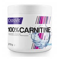 OstroVit 100% L-CARNITINE 210 g