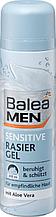 Гель для бритья  Balea Мen  sensitive 200 мл