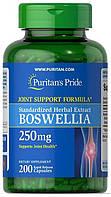 Puritan's Pride Boswellia Standardized Extract 250mg 200 caps