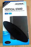 Вертикальная подставка DOBE для консоли PS4 Slim