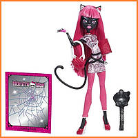 Кукла Monster High Кэтти Нуар (Catty Noir) из серии New Scaremester Монстр Хай