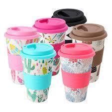 Кофейные кружки ECO Bambus