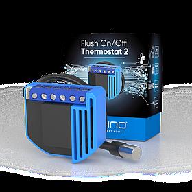 Релейный термостат Qubino Flush On/Off Thermostat 2 —  GOAEZMNKID1