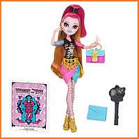 Кукла Monster High Джиджи Грант (Gigi Grant) из серии New Scaremester Монстр Хай