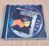CD диск Foreigner Grand collection