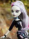 Кукла Monster High Катрин Де Мяу (Catrine DeMew ) Новый Скарместр Монстер Хай Школа монстров, фото 2