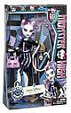 Кукла Monster High Катрин Де Мяу (Catrine DeMew ) Новый Скарместр Монстер Хай Школа монстров, фото 10
