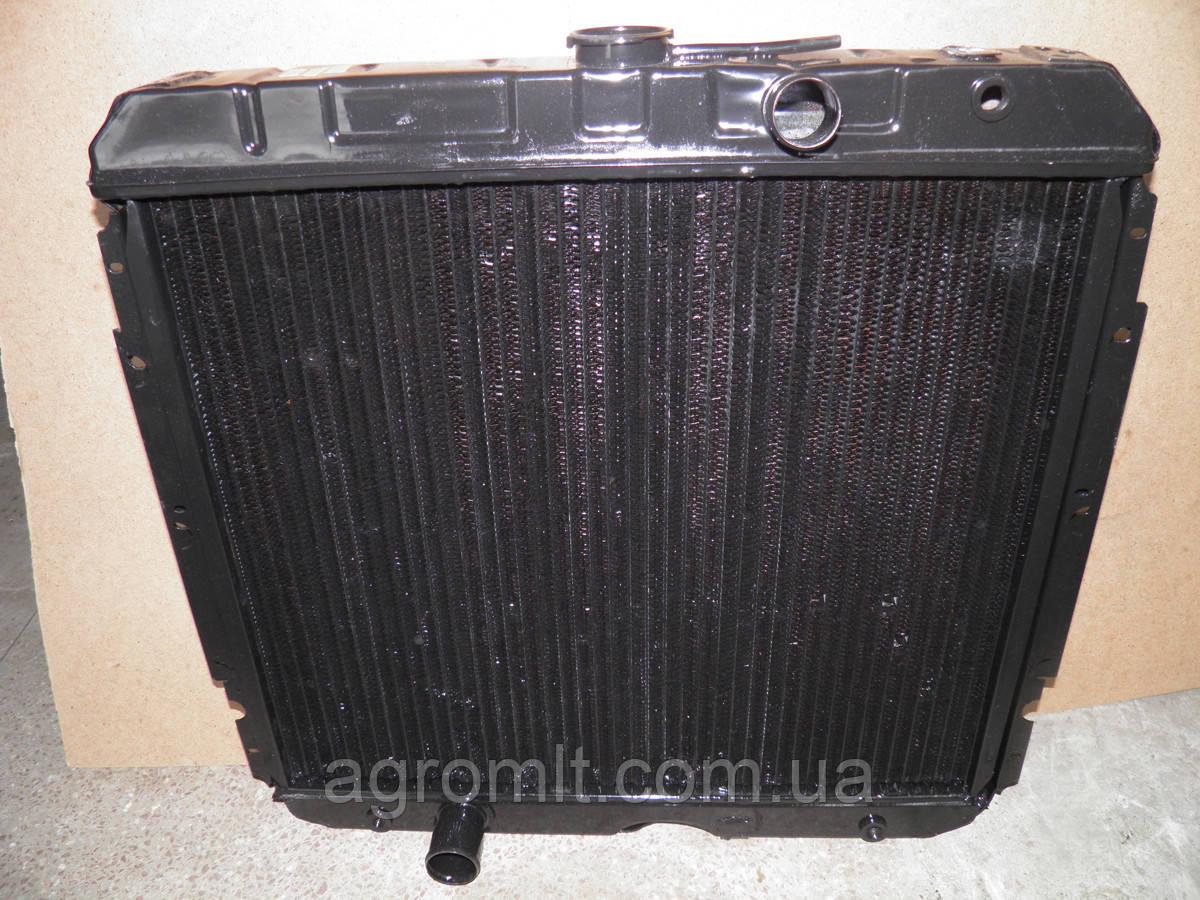 Радиатор охлаждения ГАЗ 53, 52, 51 (3 рядн.медь) 53-1301010