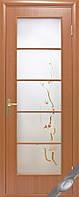 Межкомнатная дверь Квадра Виктория Р3  (финиш-плёнка) тип1