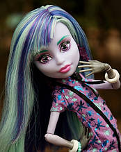Кукла Monster High Твайла (Twyla) Новый Скарместр Монстер Хай Школа монстров