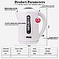 Чайник DSP 2200 Вт електрочайник DSP1112, фото 9
