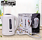 Чайник DSP 2200 Вт електрочайник DSP1112, фото 5