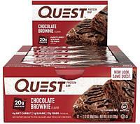 Батончик протеиновый Quest Nutrition Protein Bar(60g) Шоколадный брауни