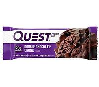 Батончик Quest Nutrition - Protein Bars (60 грамм) двойной шоколад