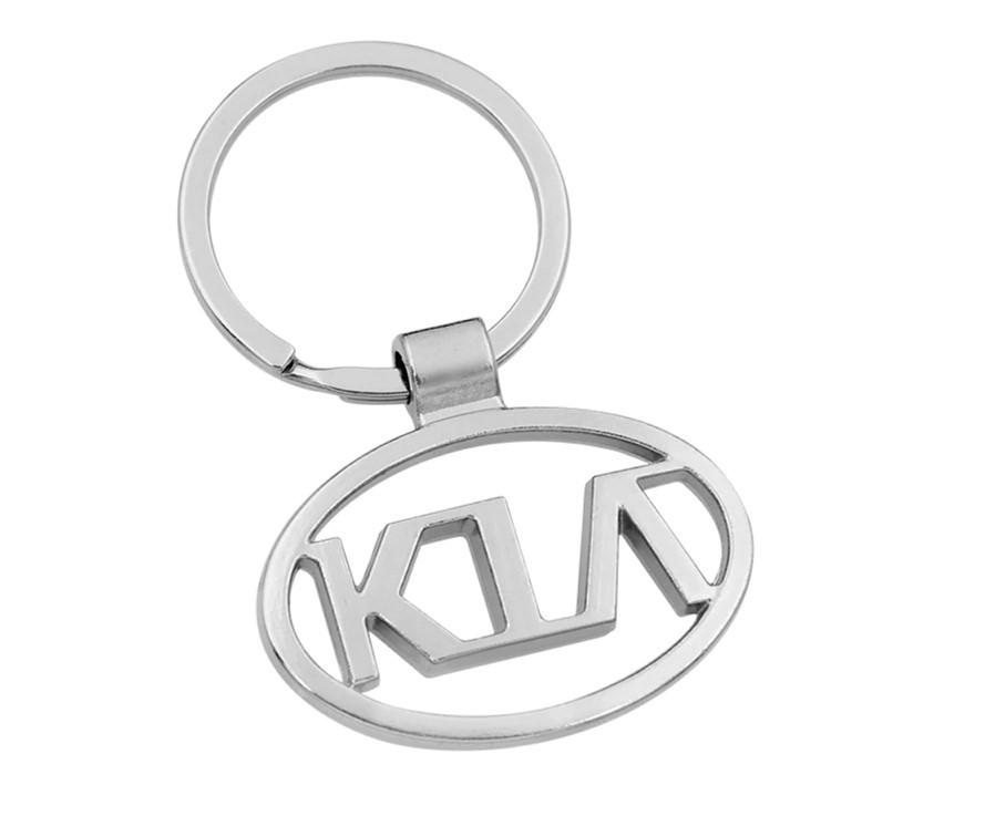 Брелок значок Kia
