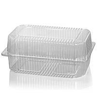 Пластиковый контейнер, блистер ПЭТ, 225*140*90