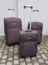 FLY 8049 Польща на 4 - х. кол. валізи чемоданы сумки на колесах є