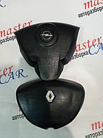 Подушка безопасности водительская Рено Мастер Renault Master Опель Мовано Opel Movano Ниссан Интерстар Nissan