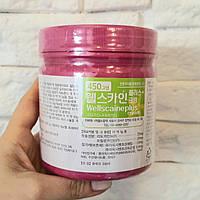 Анестетик Wellscaineplus Анестезирующий обезболивающий крем с лидокаином  25 и прилокаином 25, Корея, 450 г