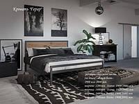 Металлическая кровать Герар. ТМ Тенеро