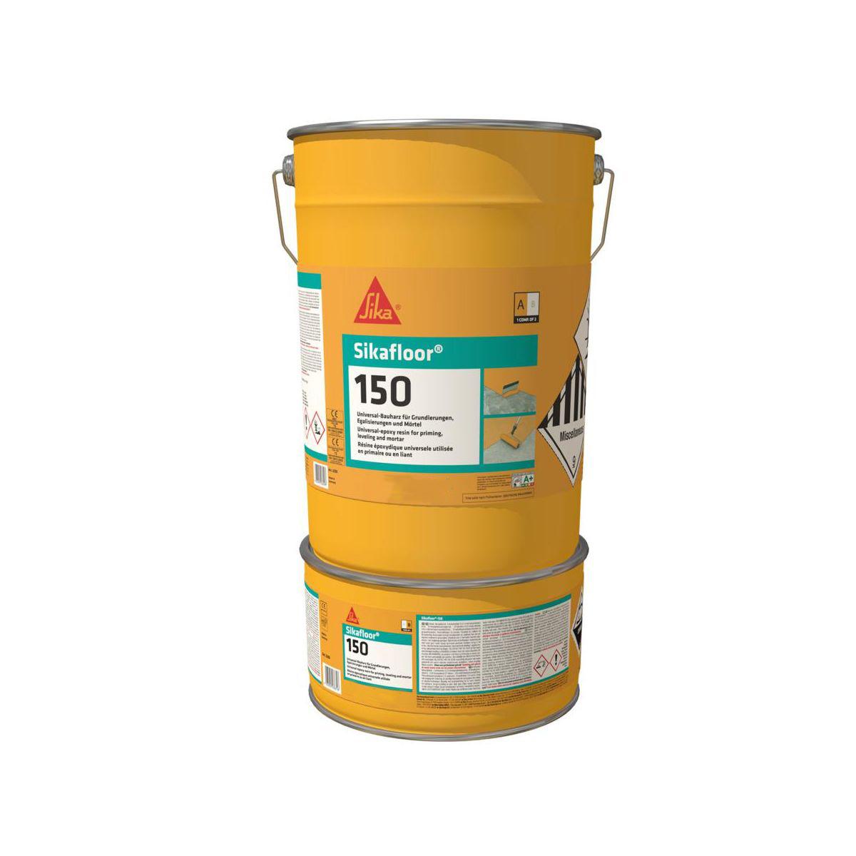 Епоксидна грунтовка праймер Sika Sikafloor-150 (А+В) 25 кг