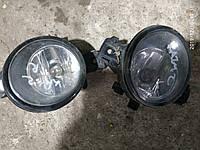 Фара противотуманная левая 261558992A Nissan Qashqai