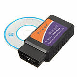 Диагностический сканер адаптер ELM327 Wifi (поддержка IOS, Android), фото 2
