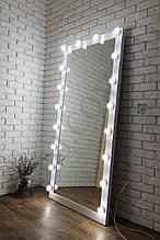 """Макияжное зеркало с подсветкой """"Личи"""" 80х176"""