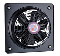 Вентилятор Bahcivan BSMS 600 осевой промышленный
