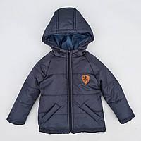 """Детская демисезонная куртка для мальчика на 2, 4 года, 7, 8 лет """"Блэйд"""" весна осень деми плащевка"""