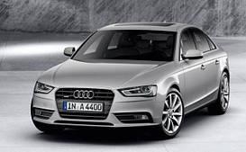 Оригинальные коврики Audi A4 (B8)