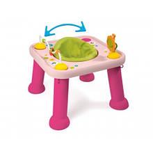 Столик развивающий для малышей Cotoons Smoby 211310