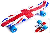 "Пенни борд, Penny Board ""British flag"""