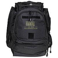 Рюкзак 40л MFH «Национальная гвардия (США)» чёрный 30353A